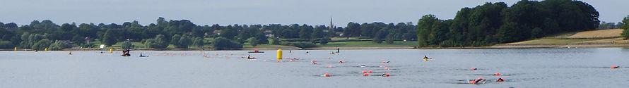 SwimRutland course view