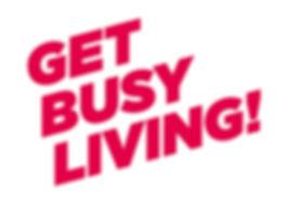 Get Busy Living logo