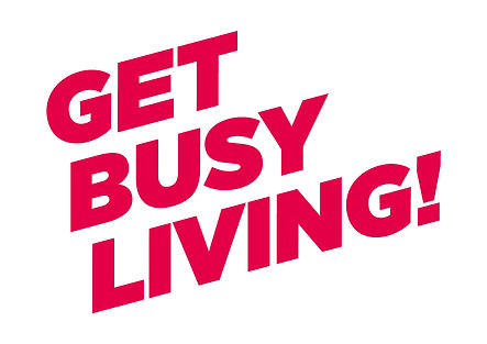 Get Busy Living logo