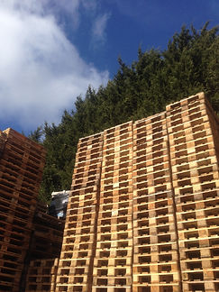 Euro pallets in Corby Northamptonshire
