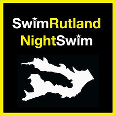 SwimRutland Night Swim Logo