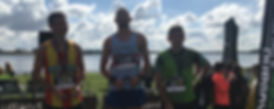 Rutland Marathon & Half Marathon mens podium