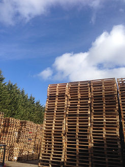 Northamptonshire Pallets ltd, Pallet services based in Corby Northants.