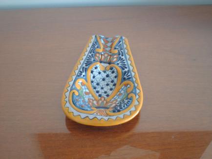 Modelo 41-B Color Amarillo Borde Amarillo
