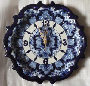 Modelo 41 Azul y Blanco