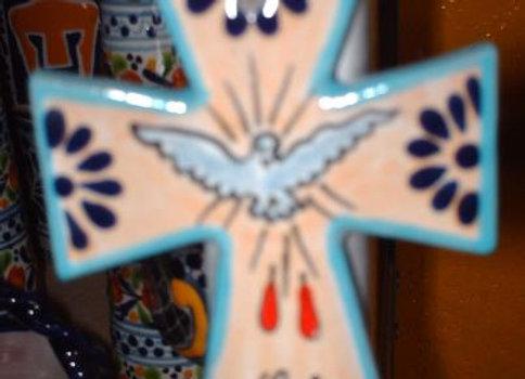 Cruz Bizantina para Recuerdo.