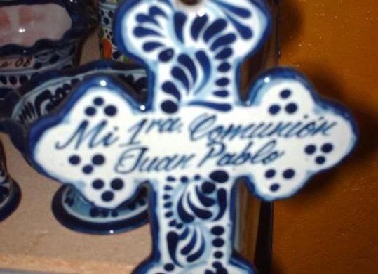 Cruz Trinidad para Recuerdo.