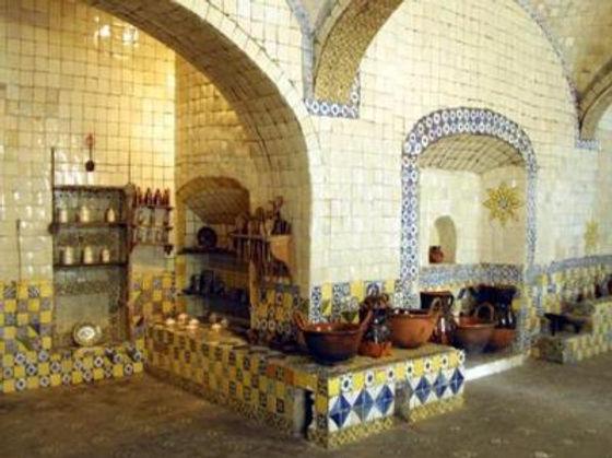 Cocina Ex Convento de Santa Rosa.