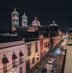 Centro Histórico de la Ciudad de Puebla