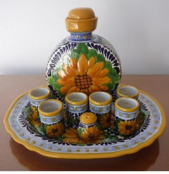 Girasol Grande Borde Amarillo