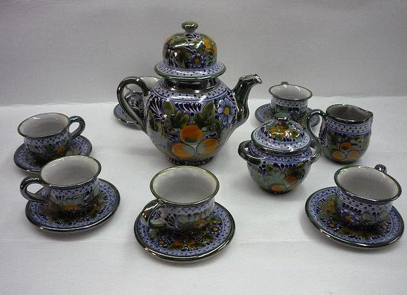 Juego de Té para 6 personas