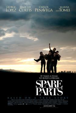 """""""Spare Parts"""" Lionsgate"""