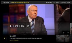 """Explorer"" Nat Geo"