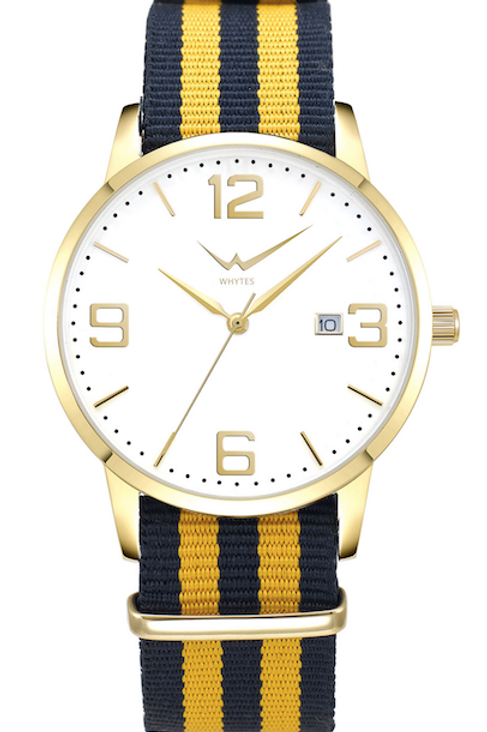 Tersus Swiss Movement Gold 36mm