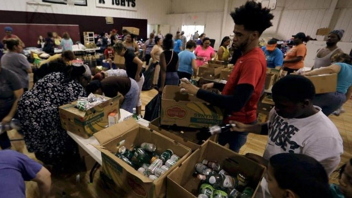 Hurricanes and Hunger