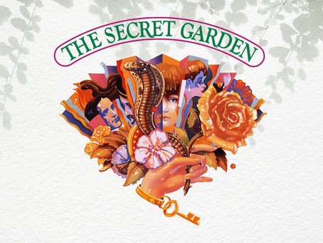 Grace Driscoll plays Ayah in 'The Secret Garden'