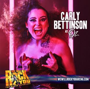 CARLY BETTINSON
