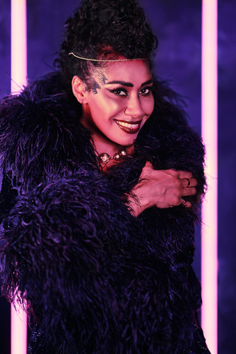 Paulini as Killer Queen