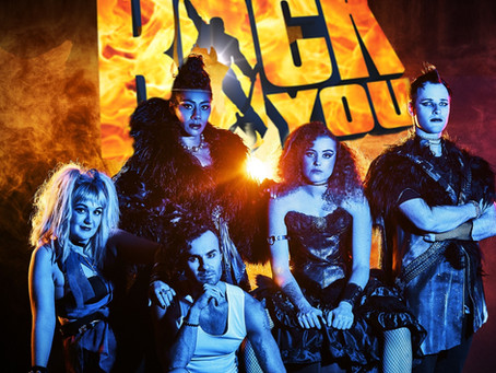 Meet the cast of WE WILL ROCK YOU