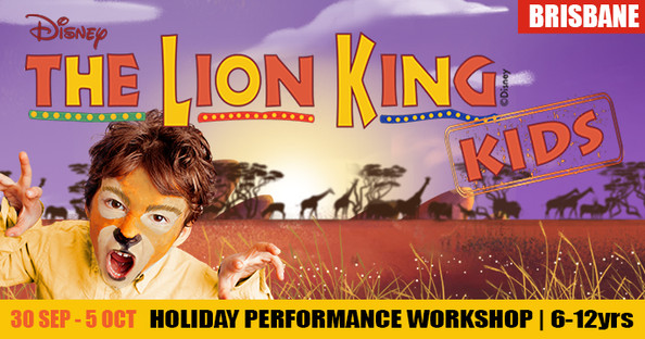 Perform In Disneys The Lion King Kids