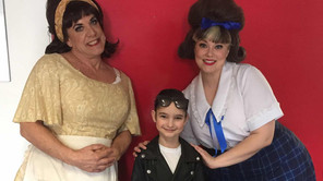 When Charlie met Simon: How HAIRSPRAY changed this little boy's life