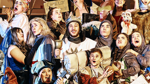 BAMT students shine in SPAMALOT