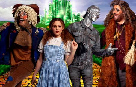 Announcing the cast of Oz!