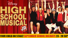 HIGH SCHOOL MUSICAL Jr for teens this September!