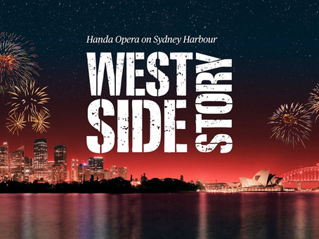 BAMT graduate in West Side Story on the Sydney Harbour