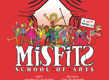 Musical Misfits premiere at BAMT