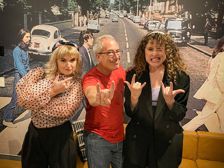 Ben Elton welcomes the cast of WE WILL ROCK YOU