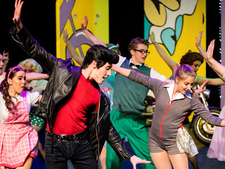 Rave reviews for ALL SHOOK UP