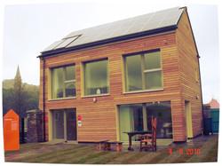 Ebbw Vale Passivhaus