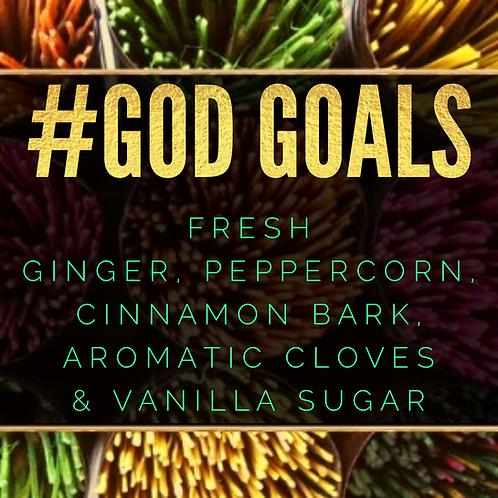 #GodGoals