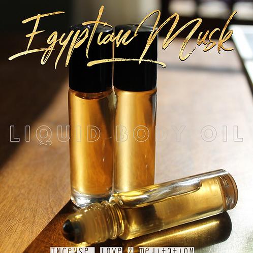 EGYPTIAN MUSK - Perfume Body Oil