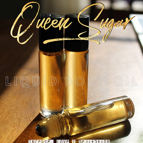 QUEEN SUGAR - Perfume Body Oil