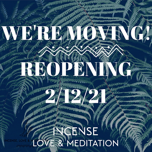 REOPENS 2/12/21