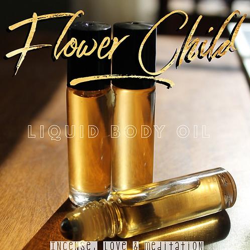 FLOWER CHILD - Perfume Body Oil