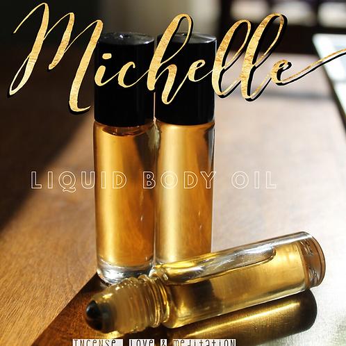MICHELLE - Perfume Body Oil