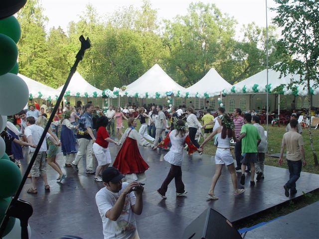 Фестивали народных праздников