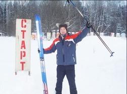 Лыжные старты