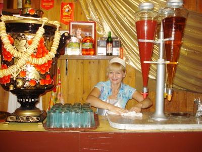 Советский бар-буфет