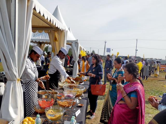 Индийские фестивали