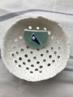 Porcelain Jewellery bowl