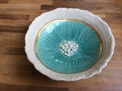 Gold Sea bowl