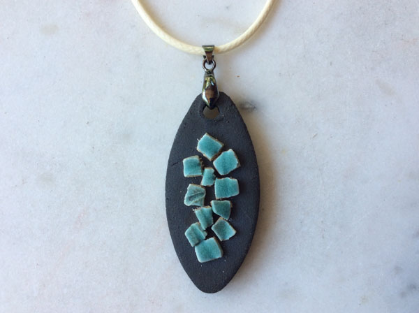 Strata collection pendant