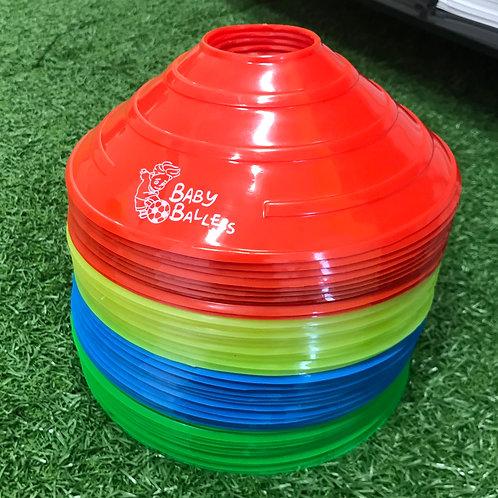 BabyBallers Small Cones