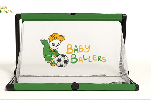 BabyBallers Bazooka Goals