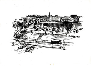 Les quais d'Angers