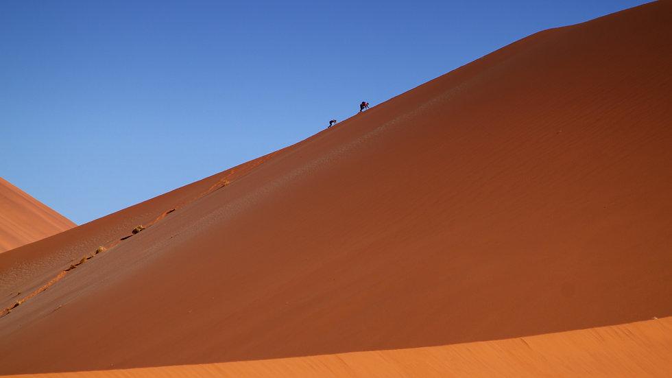 Namibia Sand Dune Series - No 7